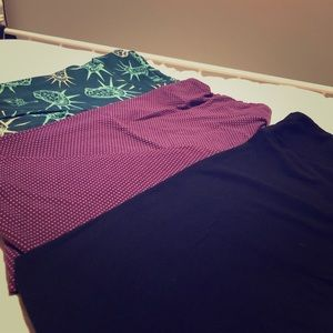 Bundle of TC Lularoe!